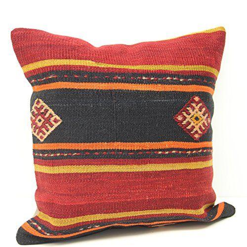 Oriental pillow cover 16x16 inch (40x40 cm) Boho kelim pi... https://www.amazon.com/dp/B0781B5GTC/ref=cm_sw_r_pi_dp_x_B65kAbVCDS4E3