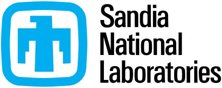 The Sandia National Laboratories, managed and operated by the Sandia Corporation , are two major United States Department of Energy research and development national laboratories.