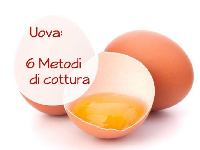 Tanti metodi di cottura per ottenere gusti differenti da uno stesso ingrediente: le uova. E voi quale preferite?