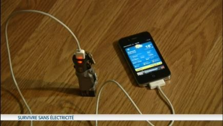 comment recharger un cell avec une batterie 9V