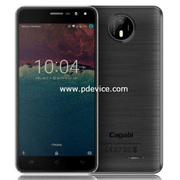 Cagabi One Smartphone Full Specification