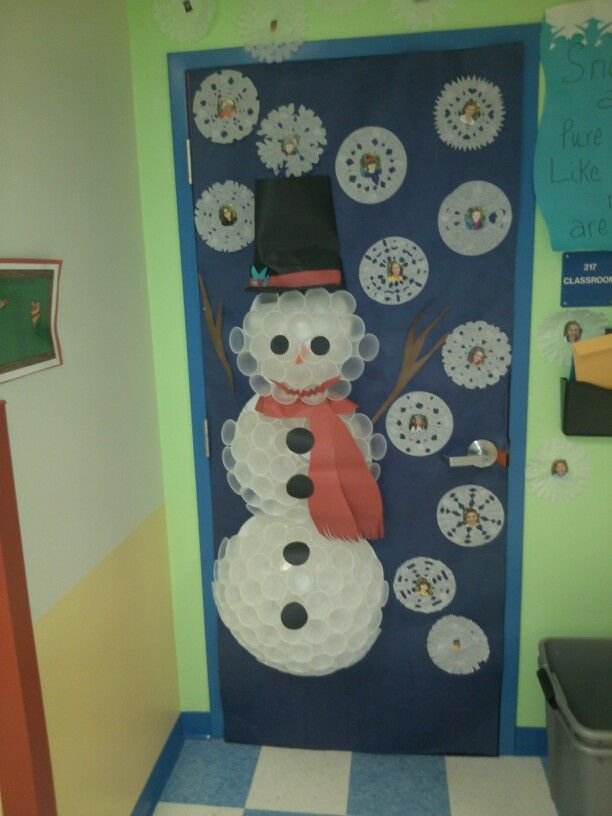 1000 images about snowm out of plastic cups on pinterest for Snowman made out of cups