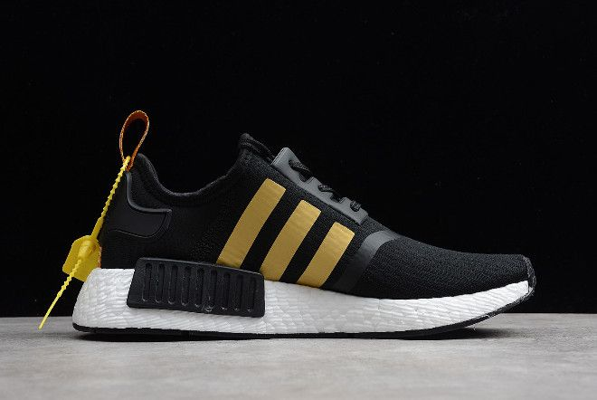 big sale 1e923 fb65a Buy adidas NMD R1 Grey Five Gold Metallic B37651 | Shoes in ...