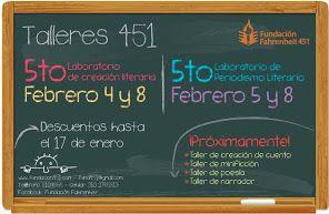Laboratorios de Escritura Bogotá 2014