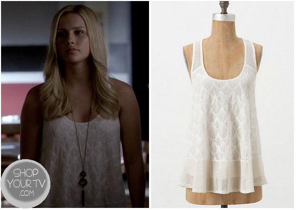 O neill white dress vampire
