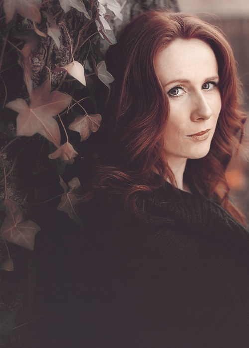 Catherine Tate. Watch her in: Marple: A Murder is Announced, Bleak House, The Catherine Tate Show, Doctor Who, The Office, Much Ado About Nothing