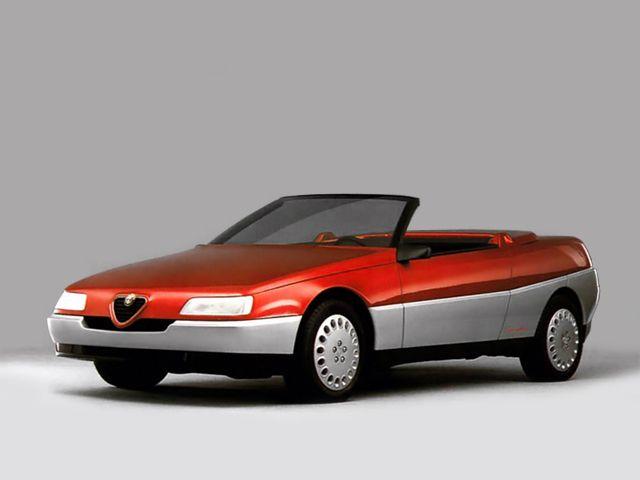 Alfa Romeo Vivace Concept (1986)