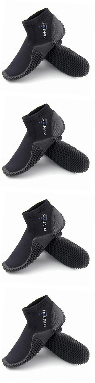 Boots Booties 114234: 3Mm Surf Snorkeling Dive Boots, Size 8 -> BUY IT NOW ONLY: $30.57 on eBay!