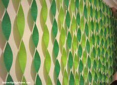 painel verde