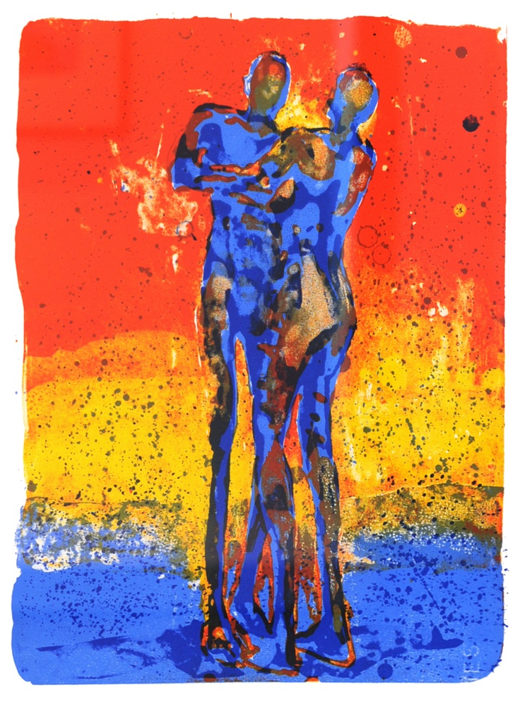 Frans Widerberg -  Par i prisme