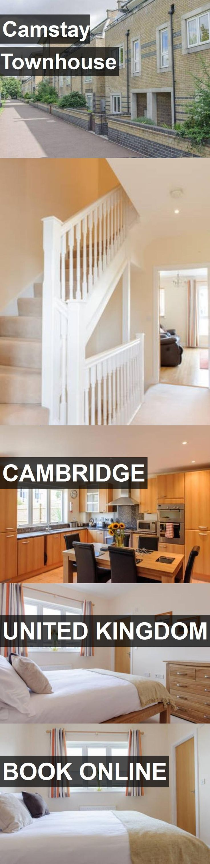 Hotel Camstay Townhouse in Cambridge, United Kingdom. For more information, photos, reviews and best prices please follow the link. #UnitedKingdom #Cambridge #travel #vacation #hotel