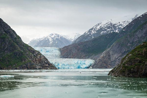 Fjord Tracy Arm - jedna z najobľúbenejších atrakcií Aljašky