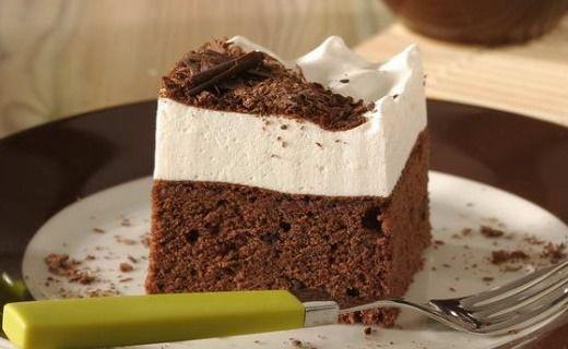 Jogurtovo-čokoládové řezy - Recepty na každý den