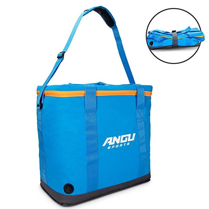 Angusports 30l Large Cooler Bag Insulated Leak Proof Soft Cooler Bag Perfect For Camping Beach Pool Boating Picnic Soft Cooler Cooler Bag Soft Cooler Bag