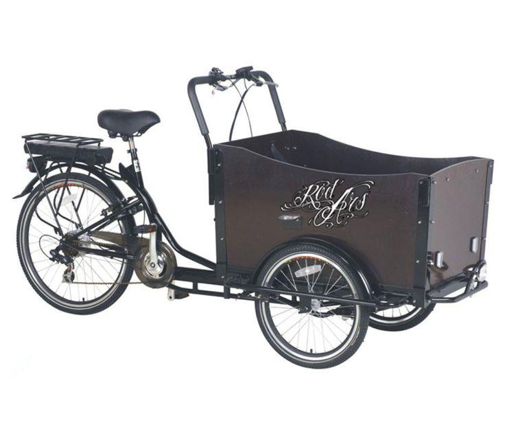 Triciclo eléctrico Hermes