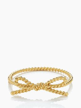 Skinny mini rope bangle-Kate Spade