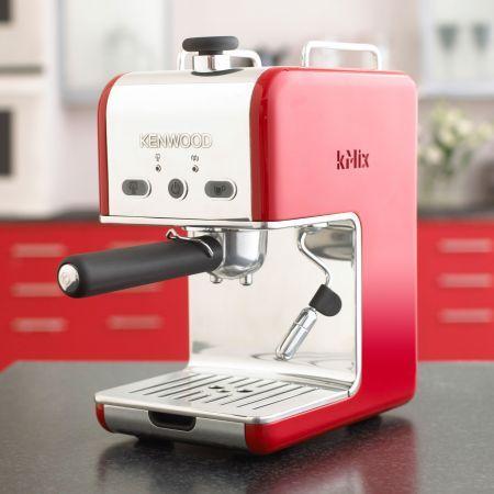 Kenwood kMix Manual Espresso Machine - Yuppiechef