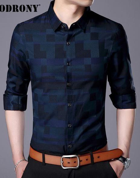 024a98da64 Men Shirt in 2019 | Business Lifestyle | Mens business casual shirts ...