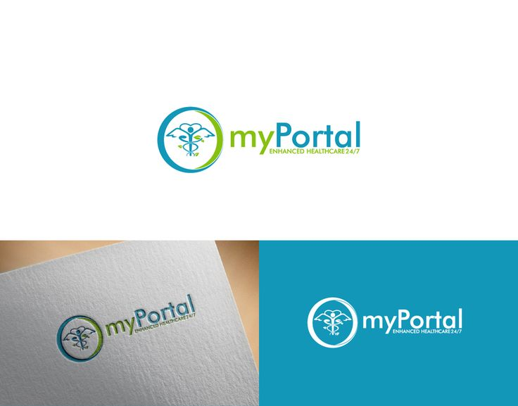 Create a new logo for our Patient Portal to compliment our existing brand by peruvianskies