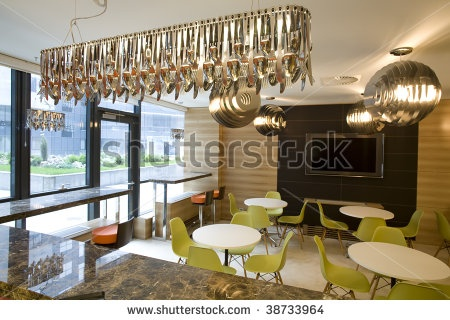 I like the hanging silverware