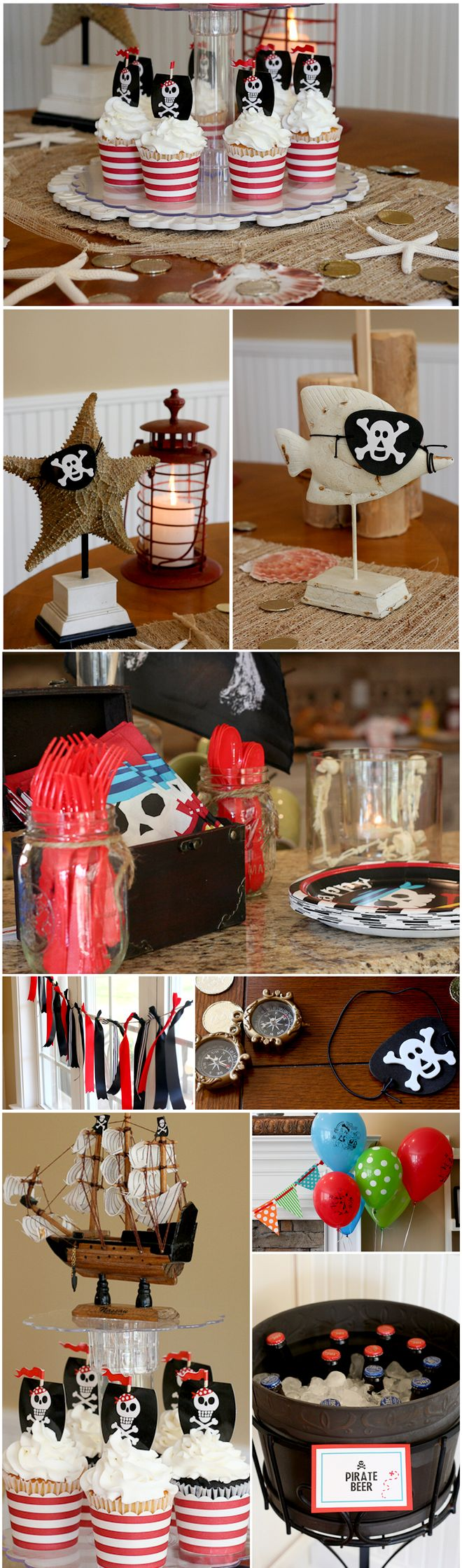 pirate party ideas
