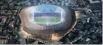 Resultado de imagen para nuevo estadio chelsea