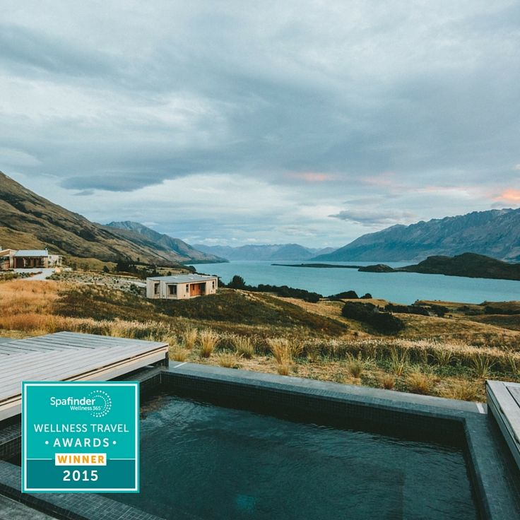 We are pleased to announce that Aro Hā received the following awards from the Spafinder Wellness Travel Awards: Best in New Zealand Best for Outdoor Adventure & Activities Best New Spa & Wellness Property Best Eco-friendly & Sustainable Property Arohanui ❤
