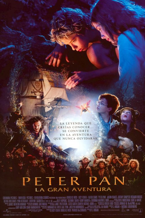 Peter Pan Full Movie Online 2003