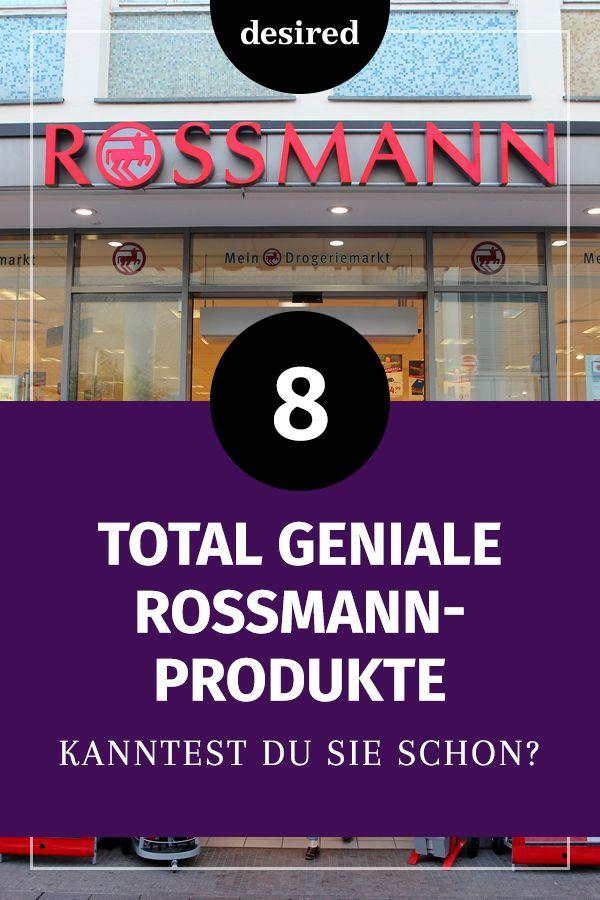 8 coole Rossmann-Produkte, die kaum einer kennt Nicht nur bei dm gibt es ein paar geniale Produkte, die kaum einer kennt, auch Rossmann hat so einige Beauty-Kracher im Sortiment, die dir bisher vielleicht noch nie aufgefallen sind. Solltest du also demnächst mal wieder einen Abstecher in die Drogerie machen: Hier kommt die ultimative Einkaufsliste!