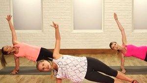 Zo trainen de Victoria's Secret-modellen hun spieren