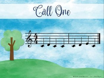 Do Re Mi Exercises for Music Class: Sight singing or recorder/orff #sillyomusic