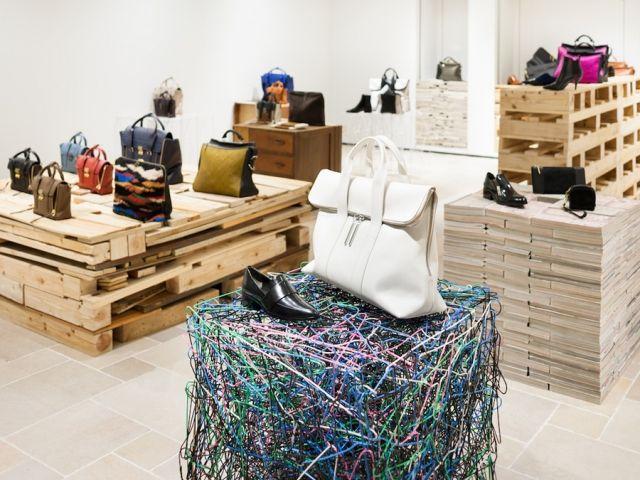 3.1 Phillip Lim's Pop-up Store by Schemata - News - Frameweb