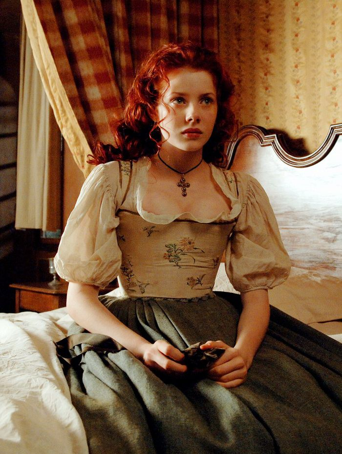"FILM/PERIOD - RACHEL HURD WOOD as LAURE RICHIS in ""Perfume: Story of a Murderer."""