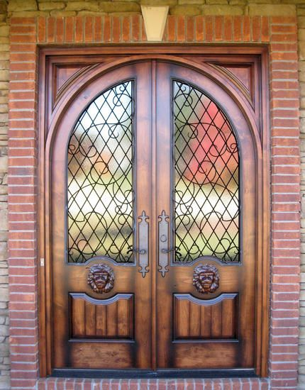 17 best images about country french doors on pinterest for Double doors exterior for homes