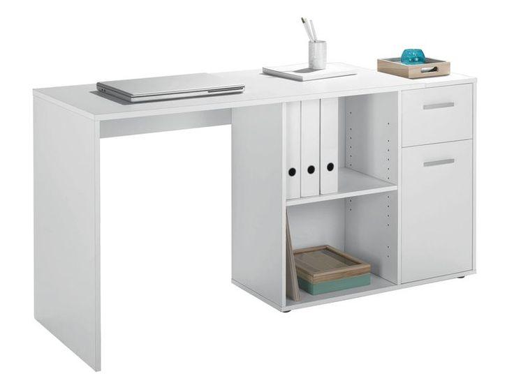 LIVARNO LIVING® Schreibtisch weiß 1