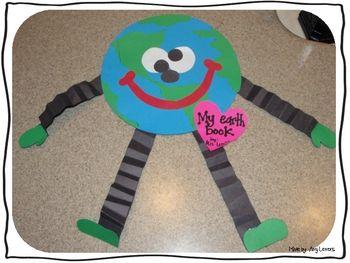 Earth Day Craftivity Unit - Amy Lemons - TeachersPayTeachers.com