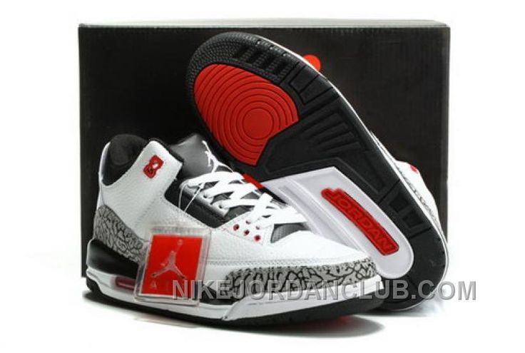 http://www.nikejordanclub.com/nike-air-jordan-iii-3-retro-mens-shoes-white-new-releases.html NIKE AIR JORDAN III 3 RETRO MENS SHOES WHITE NEW RELEASES Only $90.00 , Free Shipping!