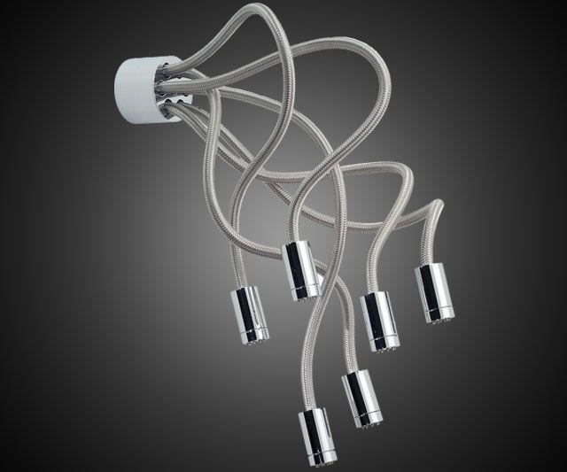 Tentacled Shower Head | DudeIWantThat.com