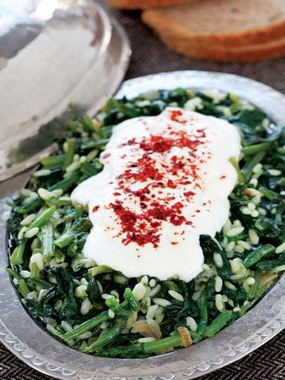 Borani Tarifi - Türk Mutfağı Yemekleri - Yemek Tarifleri