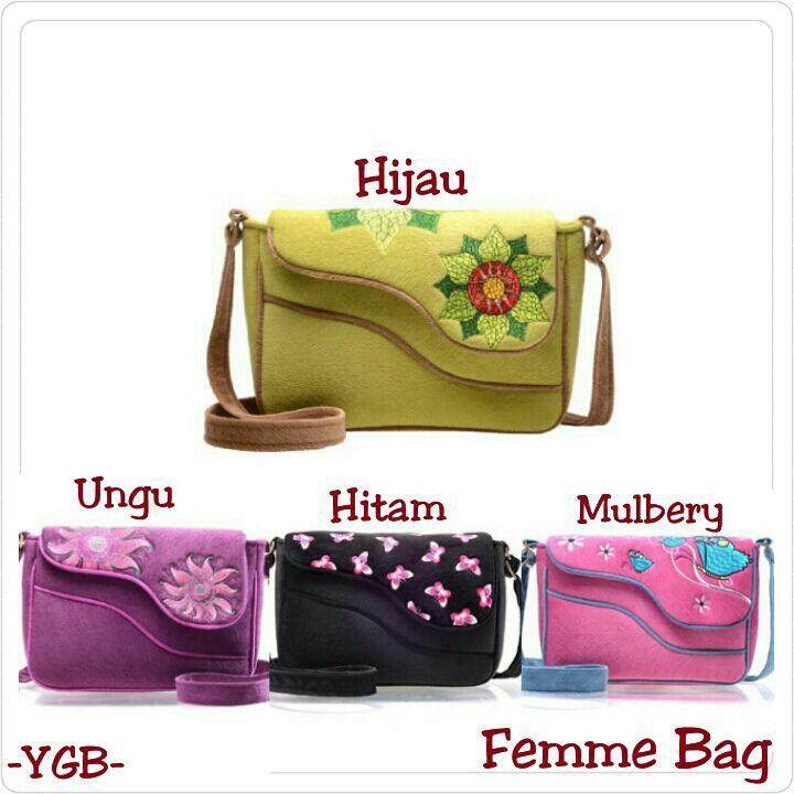 Femme bag, mokamula, kabizaku bekasi, 08568396627