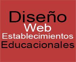 Diseño Web para Establecimientos Educacionales