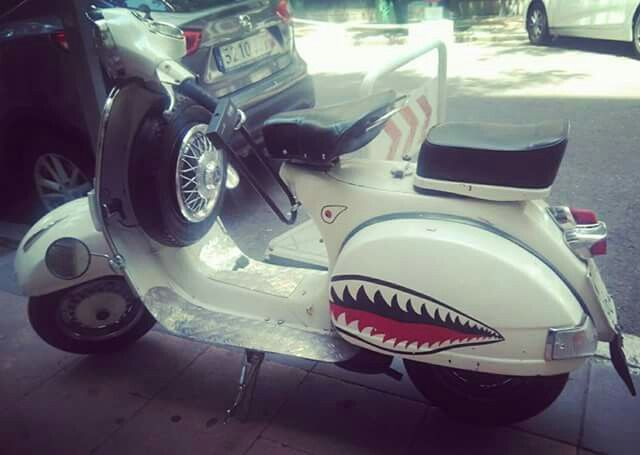 Rat VESPA Madrid_Spain