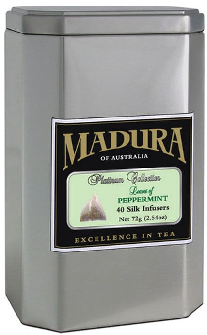 Mandura of Australia - Peppermint tea. You'll crave for this tea again and again!