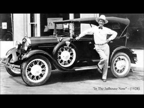 ▶ In the Jailhouse Now by Jimmie Rodgers (1928) - YouTube
