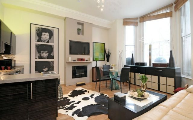 ... Wohnideen Fürs Wohnzimmer  Interieurs Im Englischen Stil #englischen   Wohnideen  Barock Und Modern ...