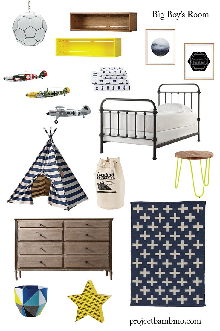 Bedrooms for toddler boys - Industrial Modern Boy Bedroom Toddler Boybedroom