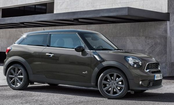2015 Mini Paceman 600x363 2015 Mini Paceman Review Specs and Models