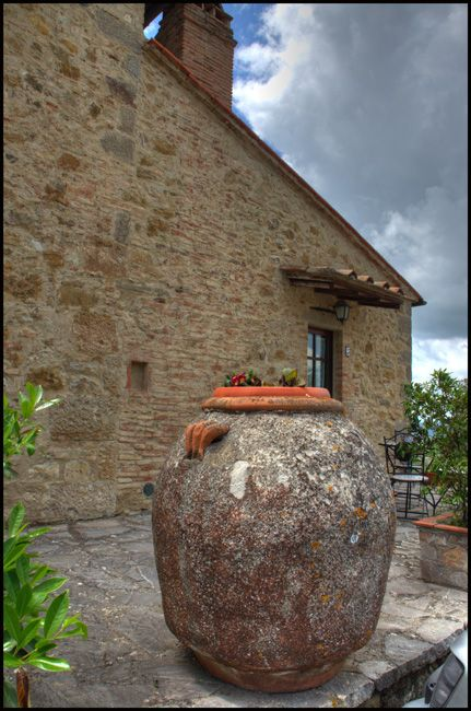 Le Casacce- The home of Tuscan Muse and your home away from home during your Tuscany tour. #tuscanytour, #tuscany, #lecasacce