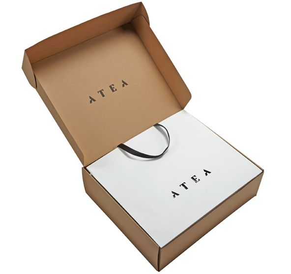 E-commerce retail packaging