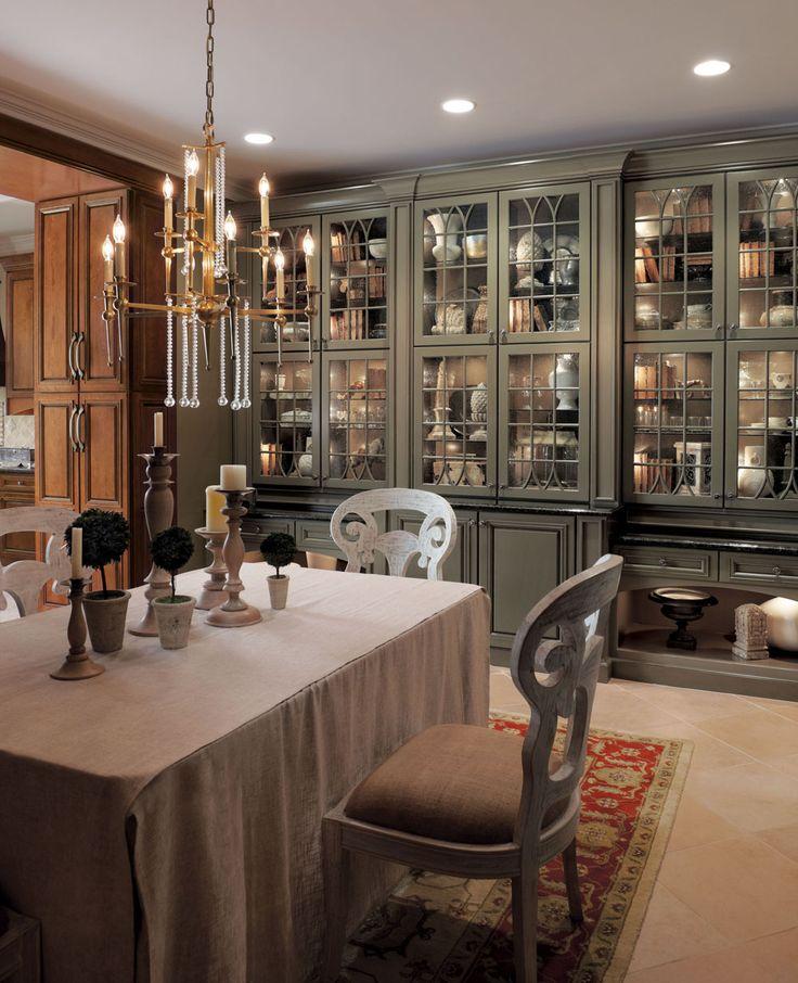 built in hutch dining room inspiration pinterest. Black Bedroom Furniture Sets. Home Design Ideas